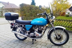 Norton Commando 750ccm 1972